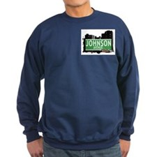 Johnson Av, Bronx, NYC Sweatshirt