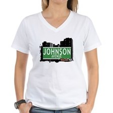 Johnson Av, Bronx, NYC Shirt