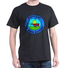 Enjoy Life Go Hang Gliding T-Shirt