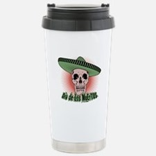 Day Of The Dead! Travel Mug