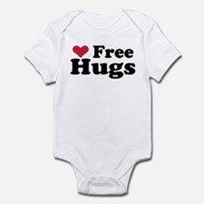 Free Hugs Infant Bodysuit
