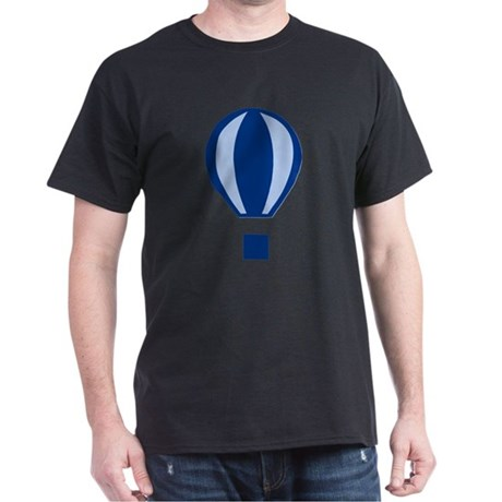Hot-air balloon Dark T-Shirt