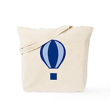Hot-air balloon Tote Bag