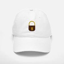 Lock Baseball Baseball Cap