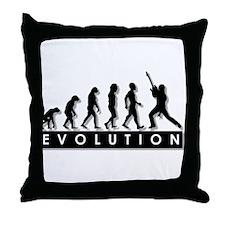 Evolution of the Rocker Throw Pillow