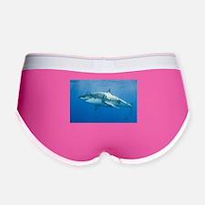Great White Shark Women's Boy Brief