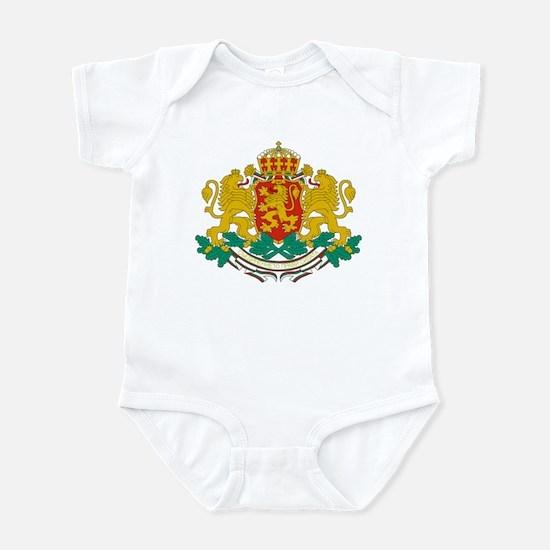 Bulgaria Coat of Arms Infant Bodysuit