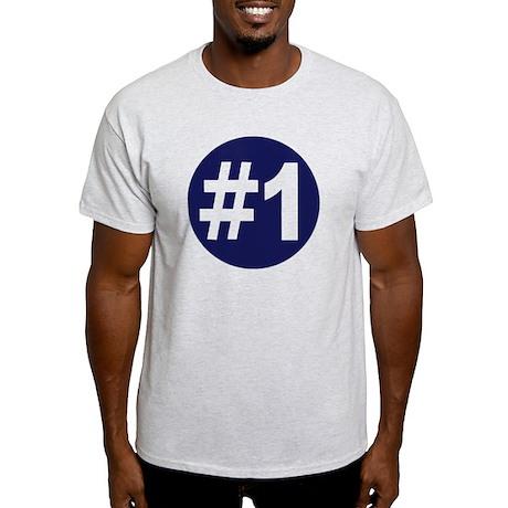 No. 1 Light T-Shirt