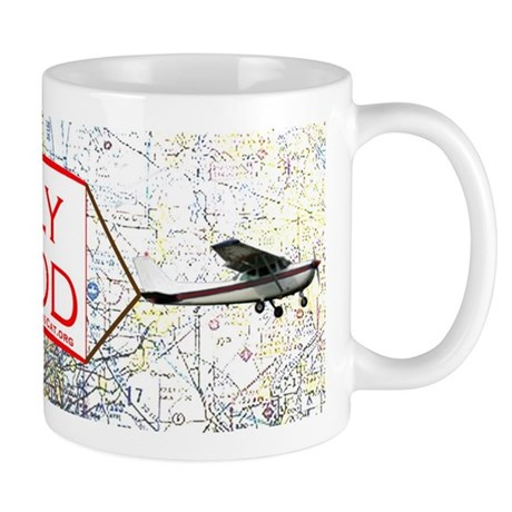Will Fly for Food Mugs