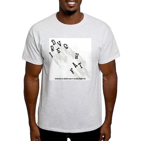 DRIVESHAFT - Missing Man Formation Light T-Shirt
