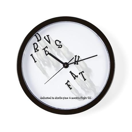 DRIVESHAFT - Missing Man Formation Wall Clock