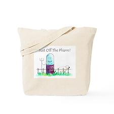 Unique Pharmacy Tote Bag