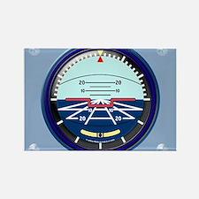 Pilot Artificial Horizon Magnets
