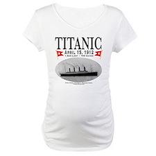 Titanic Ghost Ship (white) Shirt
