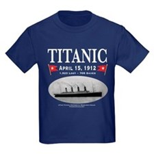 Titanic Ghost Ship (white) T