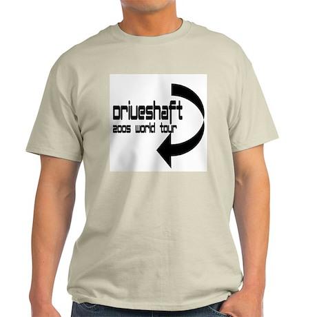 Drive Shaft 2005 World Tour Light T-Shirt