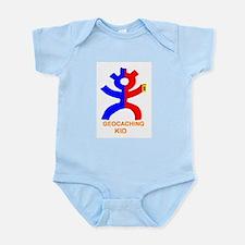 Geocaching kid Infant Creeper