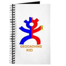 Geocaching kid Journal
