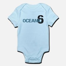 Oceanic 6 Infant Bodysuit