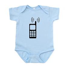 Cellphone Infant Bodysuit