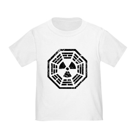 DHARMA Radioactive Toddler T-Shirt