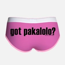 Got Shirtz? Got Pakalolo? Women's Boy Brief