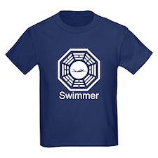 Swimmer Dharma T