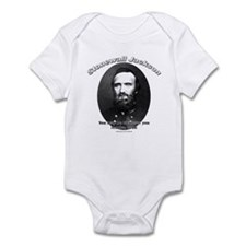 Stonewall Jackson 02 Infant Creeper