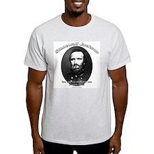 Stonewall Jackson 02 Ash Grey T-Shirt