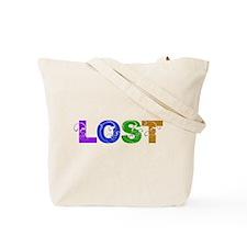 Lost Episode Titles Tote Bag