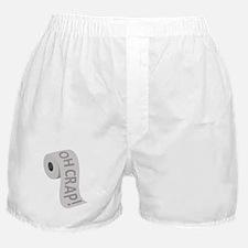 Oh Crap! Boxer Shorts