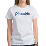 Pinocchio Women's T-Shirt