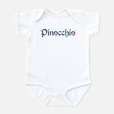 Pinocchio Infant Bodysuit