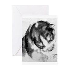 Cute Dogs sale Greeting Card
