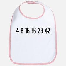 Lost Numbers Bib