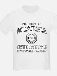 Property of DHARMA T-Shirt