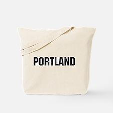 Portland, Maine Tote Bag