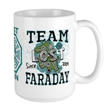Team Faraday Mug