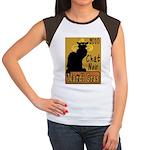 Mardi Gras Women's Cap Sleeve T-Shirt