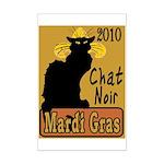Mardi Gras Mini Poster Print