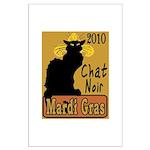 Mardi Gras Large Poster
