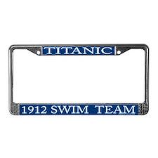 1912 License Plate Frame