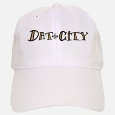Dat City Baseball Baseball Cap