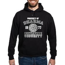 Dharma Initiative - Security Hoodie
