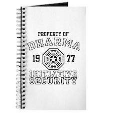 Dharma Initiative - Security Journal
