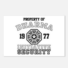 Dharma Initiative - Security Postcards (Package of