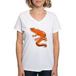Newt Women's V-Neck T-Shirt