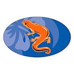Newt Sticker (Oval 50 pk)