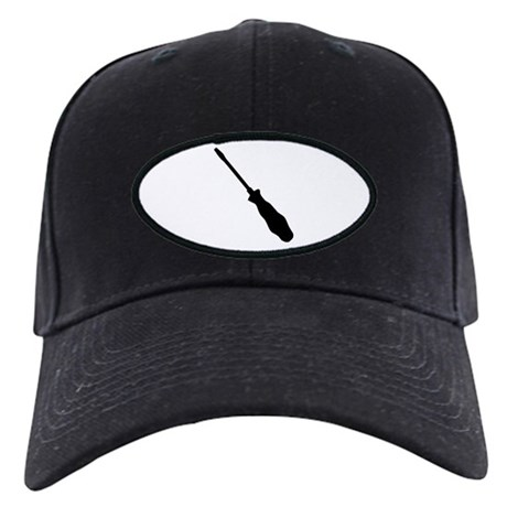 Screwdriver Black Cap