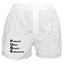 Cute Urban Boxer Shorts